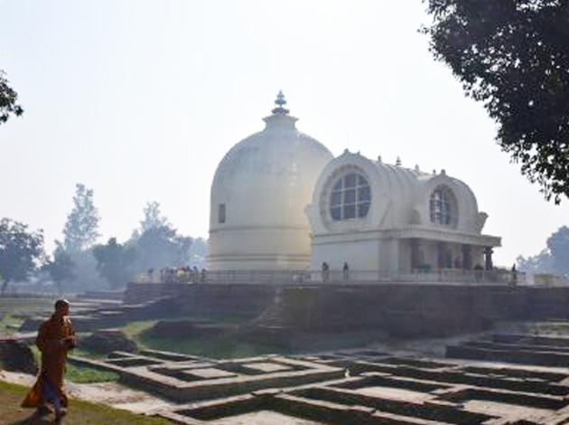 印度 尼泊爾朝聖九日 4